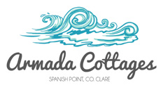 Armada Cottages | Spanish Point, Co. Clare, Ireland Logo