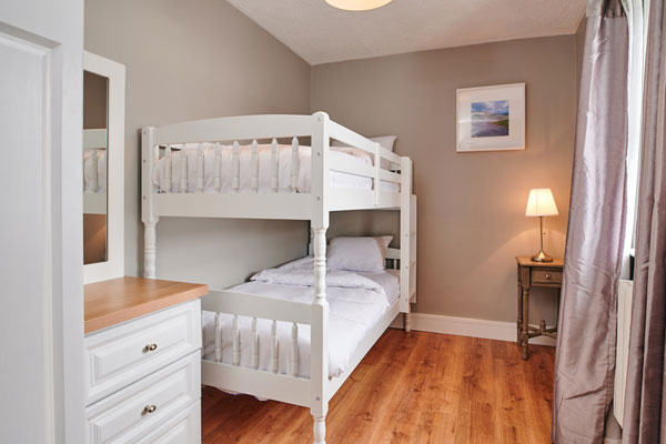 Bedroom at Armada Cottages Spanish Point West Clare