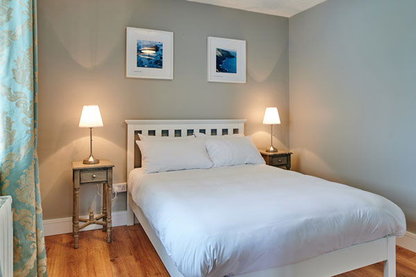 Double room at Armada Cottages Self Catering