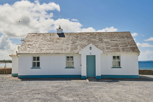Three bedroom cottage at Armada self catering in West Clare