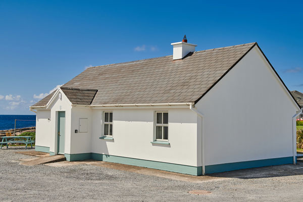Four bedroom self catering cottage in West Clare
