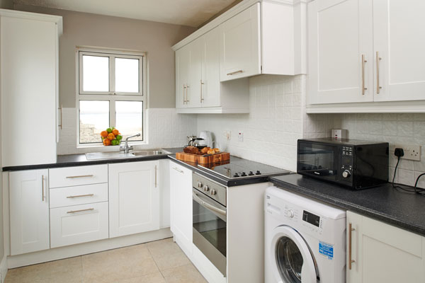 Kitchen at Armada Cottages Self Catering
