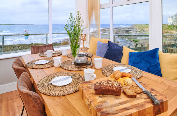 Sun Room at Armada Self Catering Cottages Spanish Point County Clare
